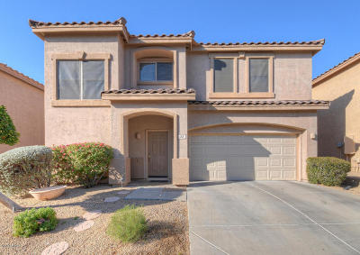 Scottsdale Single Family Home For Sale: 7500 E Deer Valley Road #155