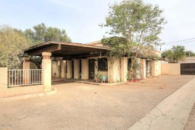 Phoenix Single Family Home For Sale: 309 N 32nd Place