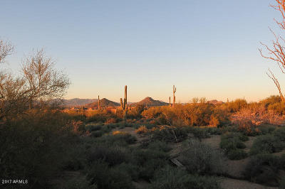 Scottsdale Residential Lots & Land For Sale: 27986 N 103rd Place
