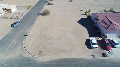 Arizona City Single Family Home For Sale: 15941 S Animas Road