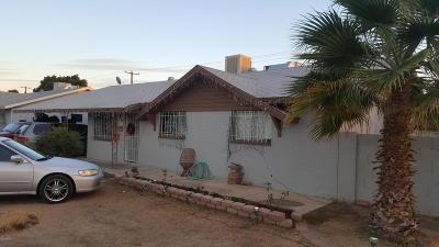 Phoenix Single Family Home For Sale: 4047 W El Camino Drive