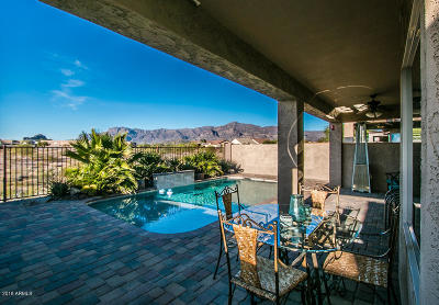 Gold Canyon Single Family Home For Sale: 8190 S Open Trail Lane