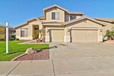 Glendale Single Family Home For Sale: 18856 N 62nd Drive