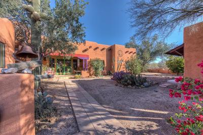 Cave Creek Single Family Home For Sale: 6430 E Lonesome Trail