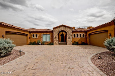Gold Canyon AZ Single Family Home For Sale: $670,000