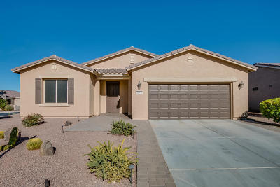 Maricopa Single Family Home For Sale: 20177 N Geyser Drive