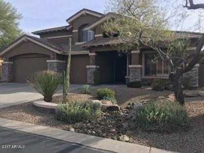 Cave Creek Single Family Home For Sale: 5521 E Calle Del Sol