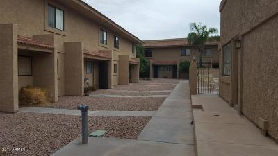 Fountain Hills Condo/Townhouse For Sale: 12627 N La Montana Drive #102