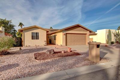 Sun Lakes Single Family Home For Sale: 26410 S Sedona Drive