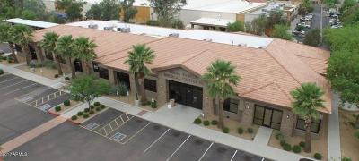 Mesa Commercial Lease For Lease: 1345 E McKellips Road #103
