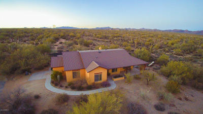 Rio Verde Foothills, Rio Verde Foothills Of North Scottsdale, Rio Verde Foothills Equestrian Estate Single Family Home For Sale: 32108 N 164th Street
