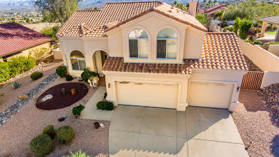 Single Family Home For Sale: 15751 E Jericho Drive