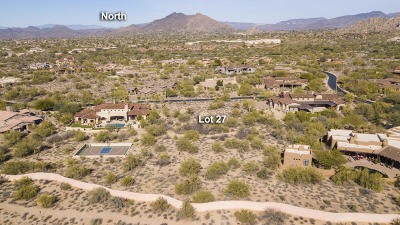 Scottsdale Residential Lots & Land For Sale: 7397 E Lower Wash Pass