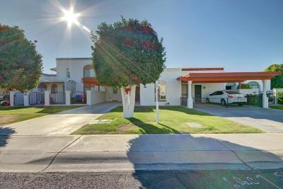 Sun City Condo/Townhouse For Sale: 10645 W Audrey Drive