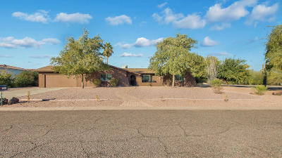 Paradise Valley Single Family Home For Sale: 6346 E Gold Dust Avenue