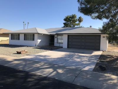 Sun City Single Family Home For Sale: 9525 W Oakstone Drive