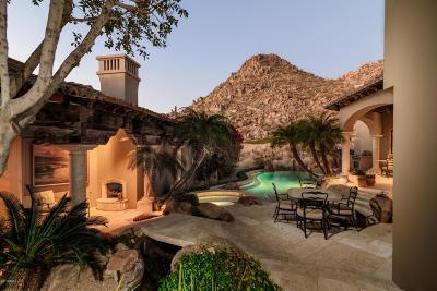 Desert Highlands Single Family Home For Sale: 10040 E Happy Valley Road #52