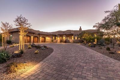 Rio Verde Single Family Home For Sale: 27020 N Sandstone Springs Road