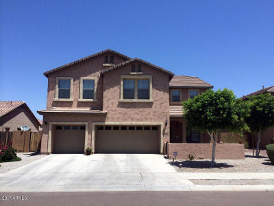Goodyear Single Family Home For Sale: 16738 W Yavapai Street