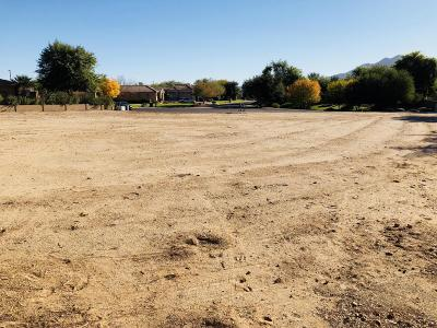 Queen Creek AZ Residential Lots & Land For Sale: $270,000