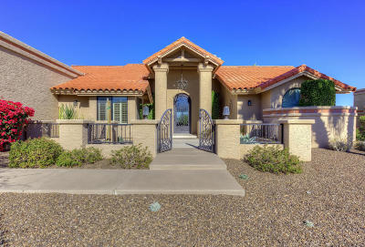 Fountain Hills Single Family Home For Sale: 15856 E Brodiea Drive