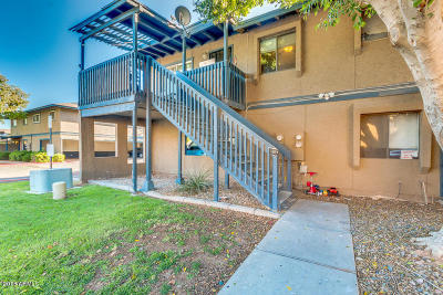 Chandler Condo/Townhouse For Sale: 286 W Palomino Drive #20