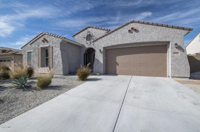Goodyear Single Family Home For Sale: 15414 S 183rd Lane