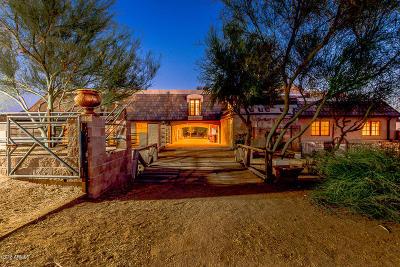 Scottsdale Single Family Home For Sale: 9413 E Mariposa Grande Drive