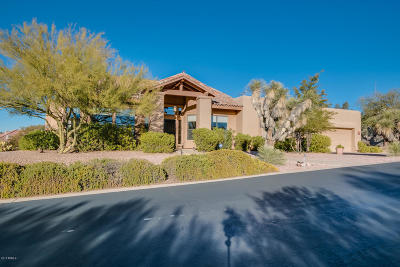 Cave Creek Single Family Home For Sale: 5488 E Miramonte Drive