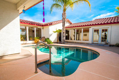 Wickenburg Single Family Home For Sale: 35395 S Us Highway 93