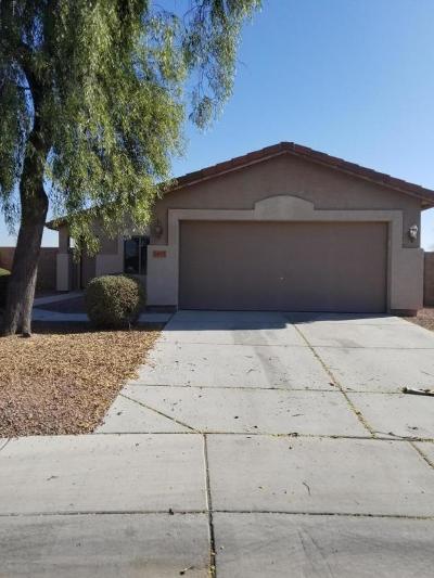 Buckeye Rental For Rent: 24975 W Dove Mesa Drive