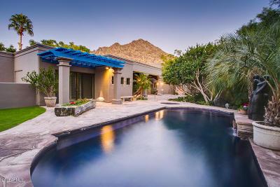 Paradise Valley Single Family Home For Sale: 7020 N Desert Fairways Drive