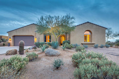 Scottsdale Single Family Home For Sale: 10905 E Lofty Point Road