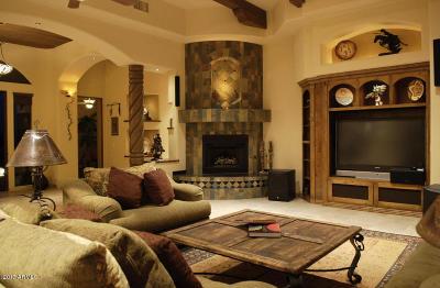 Rio Verde Foothills, Rio Verde Foothills Of North Scottsdale, Rio Verde Foothills Equestrian Estate Single Family Home For Sale: 13700 E Casey Lane