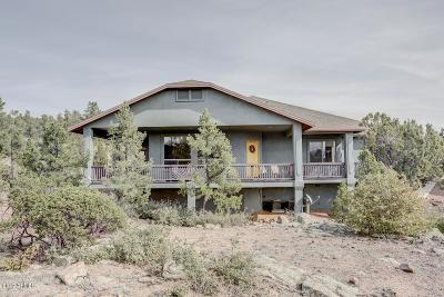 Payson Single Family Home For Sale: 405 N Whitetail Drive
