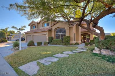 Mesa Single Family Home For Sale: 3110 S Coyote Canyon Circle