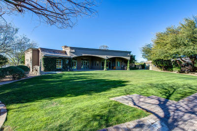 Cave Creek Single Family Home For Sale: 41690 N Fleming Springs Road
