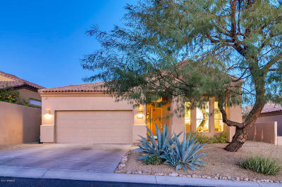 Single Family Home For Sale: 13648 E Shaw Butte Drive