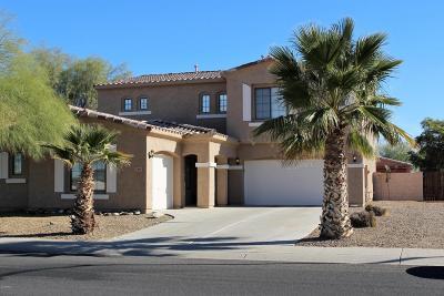 Casa Grande Single Family Home For Sale: 140 N Pottebaum Road