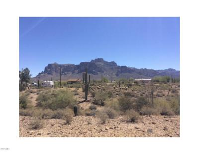 Apache Junction Residential Lots & Land For Sale: S Boyd Road