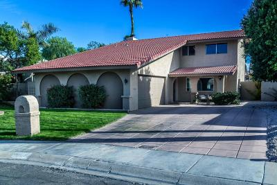 Tempe Single Family Home For Sale: 1420 E Commodore Place