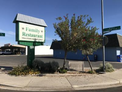 Mesa Commercial For Sale: 535 N Country Club Drive