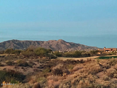 Scottsdale Residential Lots & Land For Sale: 10334 E Mirabel Club Drive