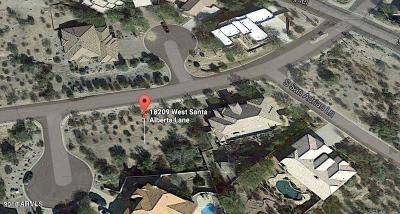 Goodyear Residential Lots & Land For Sale: 18209 W Santa Alberta Lane