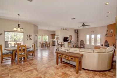 Wickenburg Single Family Home For Sale: 22395 W El Grande Trail