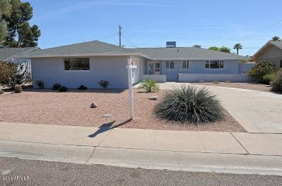 Scottsdale Single Family Home For Sale: 8313 E Minnezona Avenue