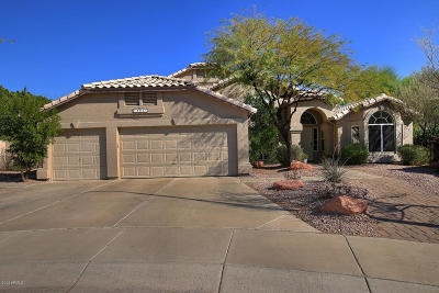 Phoenix Single Family Home For Sale: 14651 S 23rd Place