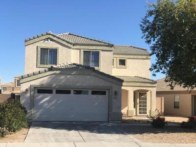 El Mirage Single Family Home For Sale: 15121 N Luna Street