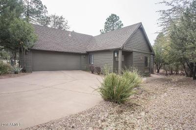 Payson Single Family Home For Sale: 2609 E Elk Run Court