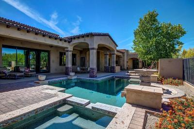 Scottsdale Single Family Home For Sale: 10714 E Addy Way